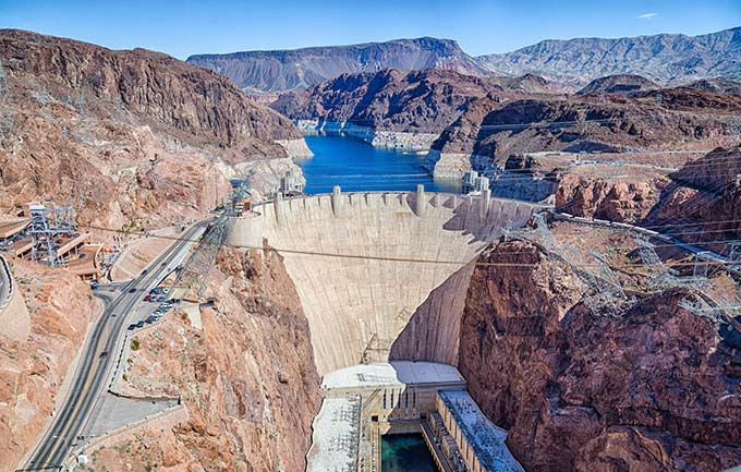 Las Vegas City Tour + Hoover Dam
